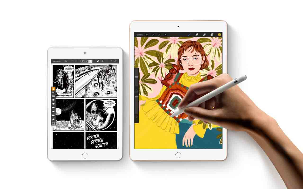 which ipads does the apple pencil 1 and 2 work with tcs